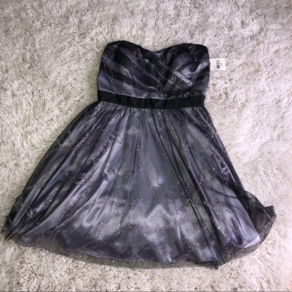 Dresses Short Purple Formal Dress M X I Poshmark